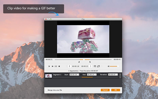 Video to GIF Maker for Mac第2张预览图